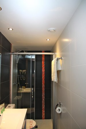 Petit Palau : Single Bathroom