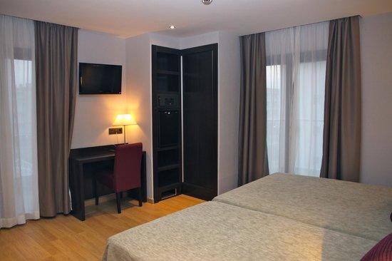 Petit Palau : Standard room