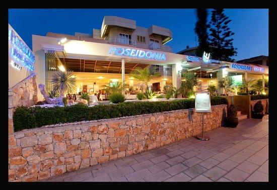 포세이도니아 호텔 아파트먼트