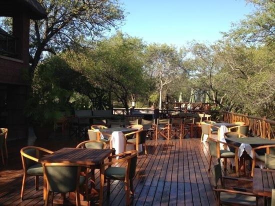 Grand Kruger Lodge: Ajouter une légende