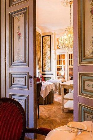 Hotel Heritage - Relais & Chateaux: Restaurant 'Le Mystique'