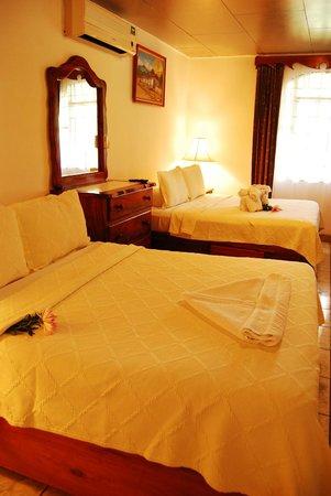 Hotel Villabosque: Habitacion