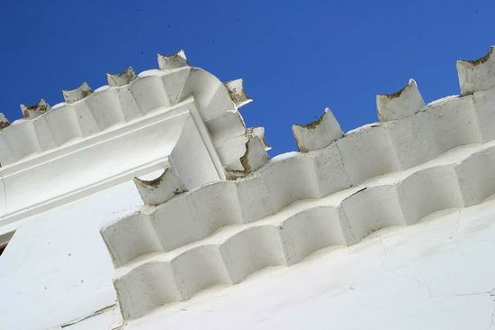 El Rincon De Galera: Detalle casa de Galera