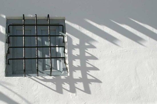 El Rincon De Galera: Detalle de casa de Galera