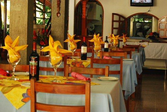 Hotel Villabosque: Restaurante