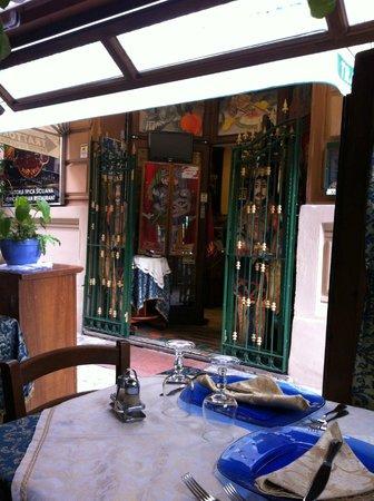 Foto Dal Dehors Esterno Picture Of Al Cancelletto Verde Palermo