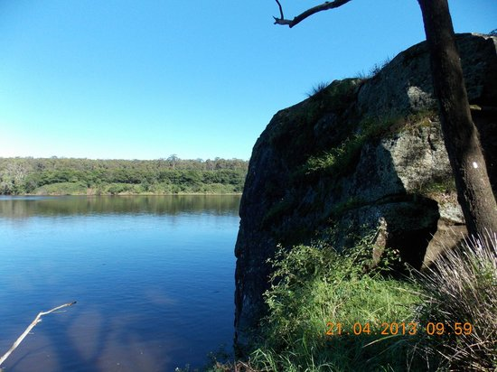 Nowra, Αυστραλία: View to the Shoalhaven River