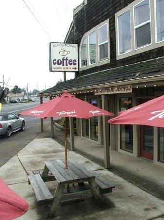 Beachtown Coffee (Next to Galucci's Pizzeria)