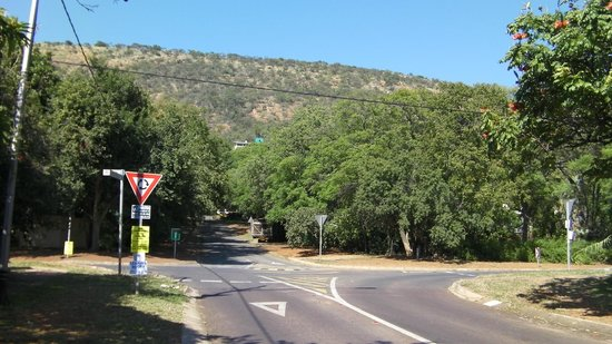 Bohemian Rhapsody Guest House  &  InnTshwane Lodge: Nice neighborhood - perfect for the morning/evening  jogging