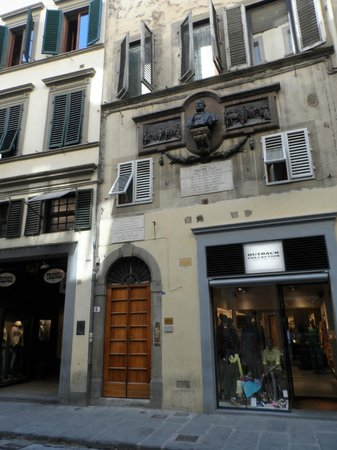 Guest House Bel Duomo : Entrance door