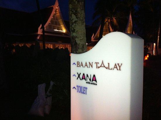 Baan Thalay Restaurant, Angsansa Laguna Resort: getlstd_property_photo