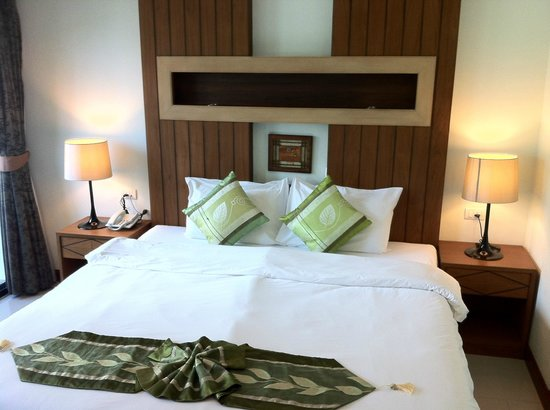 The Chambre Patong : comfy bed
