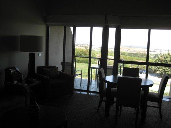Balgownie Estate Vineyard Resort & Spa: Room view