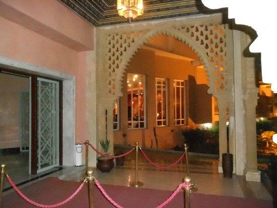 Ryad Mogador Kasbah: Main Lobby