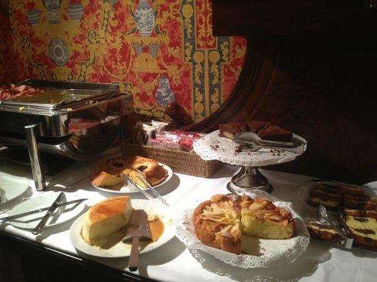 Hotel Albani Firenze: colazione di qualita'