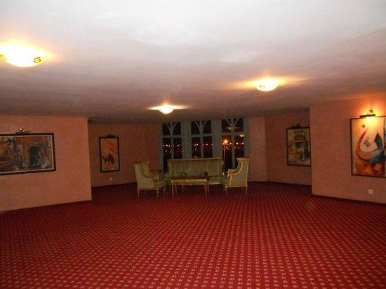 Ryad Mogador Kasbah: 1st Floor Lobby