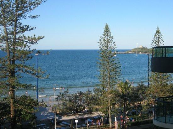 Peninsular Beachfront Resort : View from Cartwright tower room