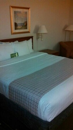 La Quinta Inn Ft. Lauderdale Tamarac East: Bed