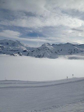 Lenk im Simmental, Swiss: Über den Wolken