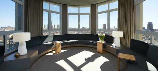 Le Meridien Barcelona: 360º Barcelona Suite - The view