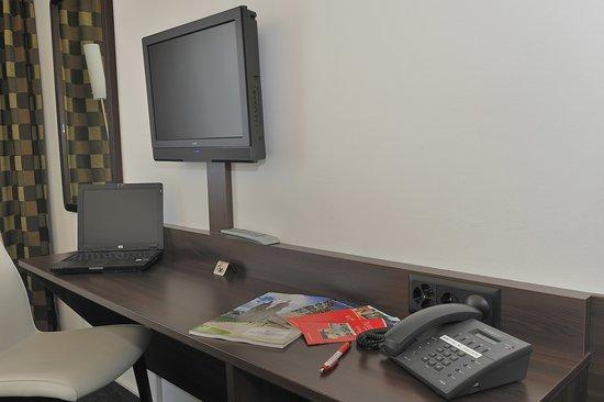 Kostenloses W-LAN im Hotel am Spisertor