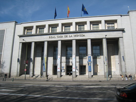 Museo Casa de la Moneda: Museum of Money