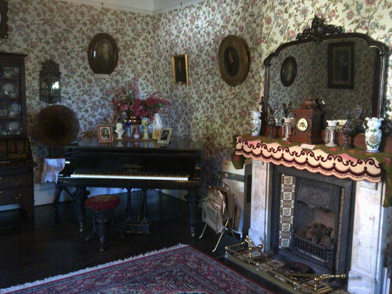 Macrorie House Museum