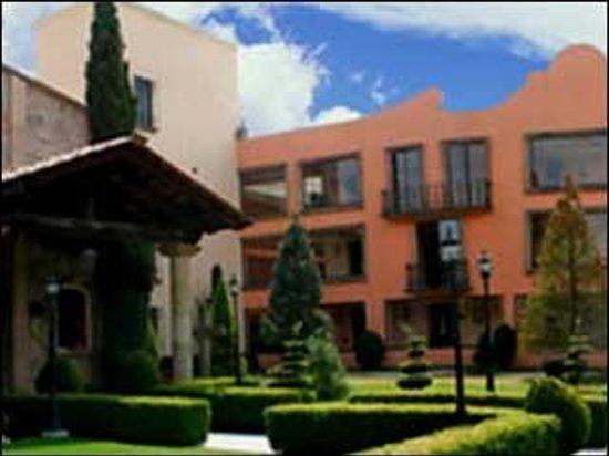 hotel paseo jardin: