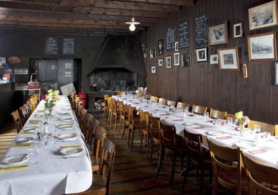 Mines d'Asphalte : Le Café des Mines