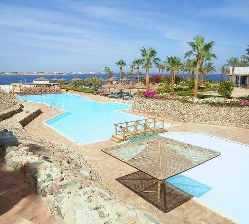 Club Reef Resort: piscina grande