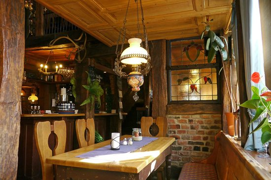 Paulaner Wirsthaus: German version of the 'cosy' pub atmosphere