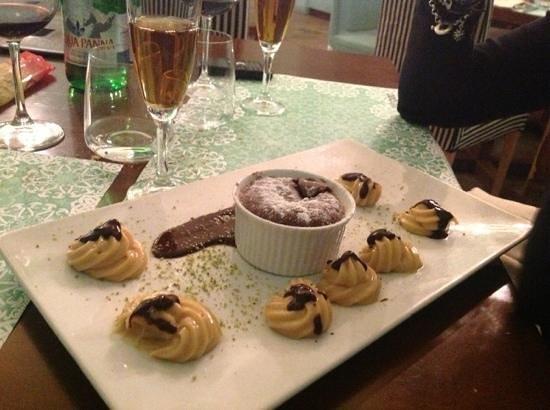 QOC: tortino al cioccolato