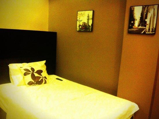 Rio Suites: Cozy standard room