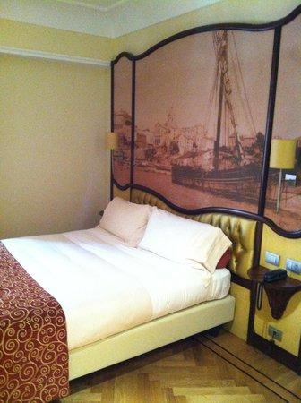 Grand Hotel Savoia: Bello e comodo