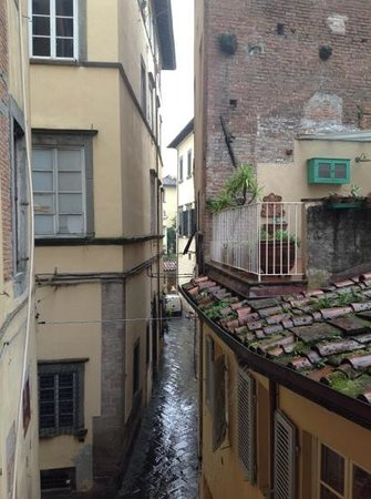 Bed & Breakfast La Romea: view from the Ivory Room