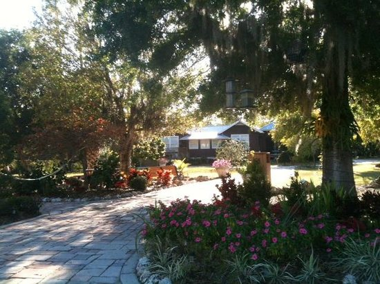 Punta Gorda History Park : Price House and Gardens