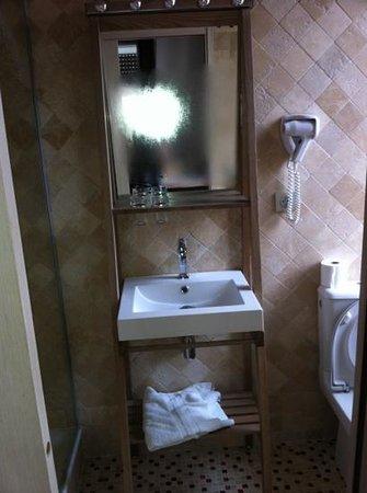 Hotel Palacito : bathroom
