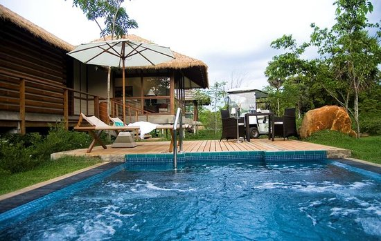 Uga Ulagalla: Chalet with a Plunge Pool