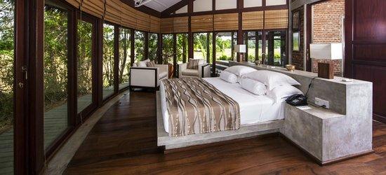 Uga Ulagalla: NIkawewa Suite- Master Room