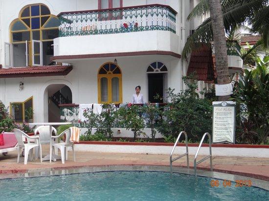 Villa Bomfim: Room Balcony