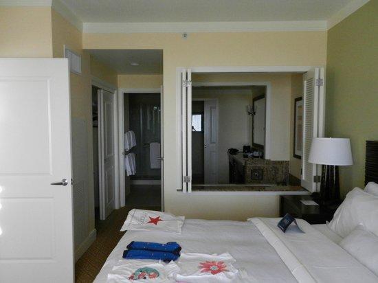ウェスティン プリンスビル オーシャン リゾート ヴィラス, ベッドルーム
