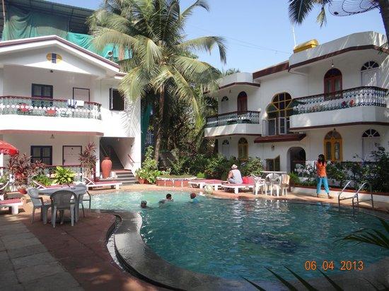 Villa Bomfim: Resort From inside