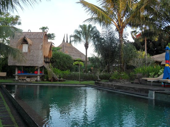 Desa Seni, A Village Resort: Poolside