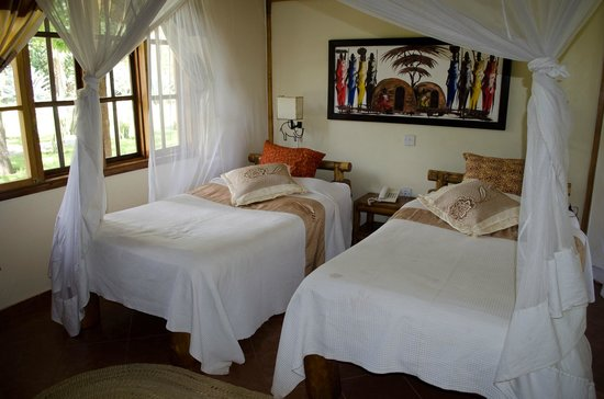 Arumeru River Lodge: Room