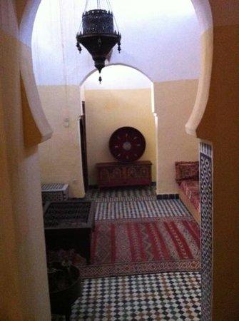 Riad Amazigh Meknes: Een onderschrift toevoegen
