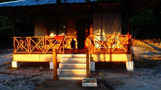 Club Paradise Palawan: cottage