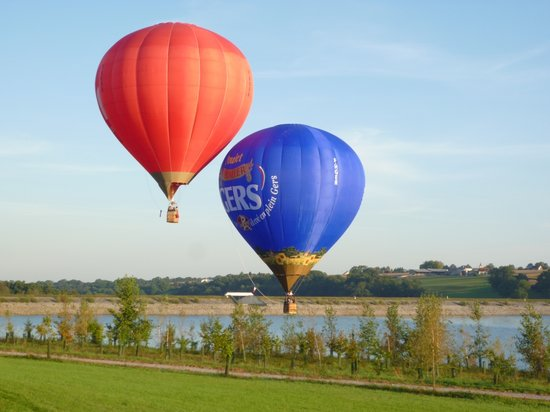 montgolfiere sud ouest
