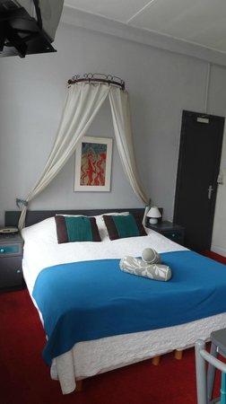 Hotel Van Eyck: chambre