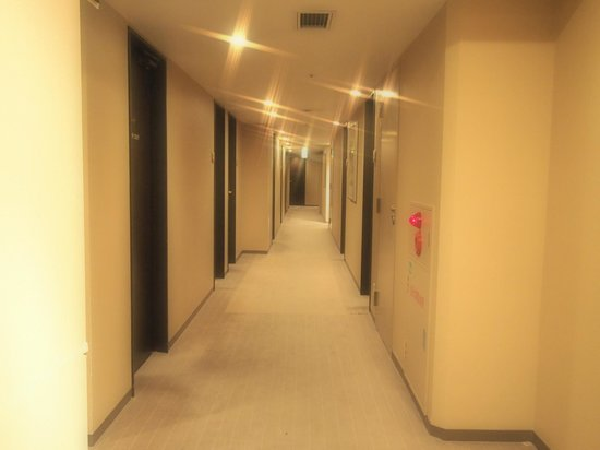 Hotel Sunroute Gotanda : 廊下