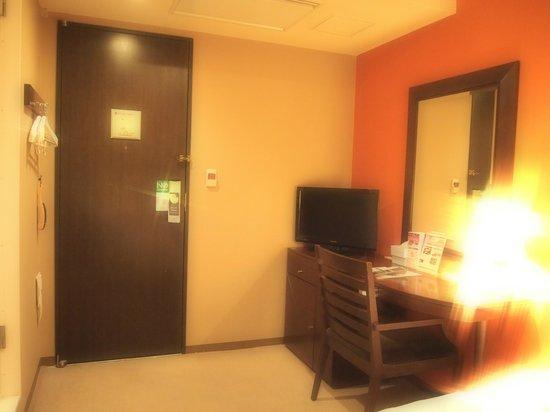 Hotel Sunroute Gotanda : 客室4